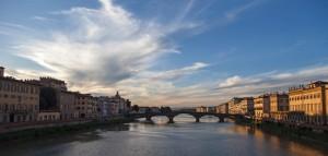 Arno, Florenz