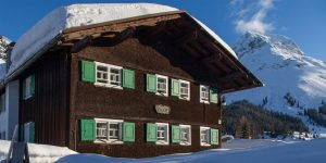 Sandbur - Das Walserhaus