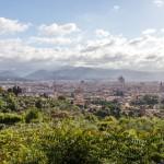 Blick vom Bellosguardo, Florenz