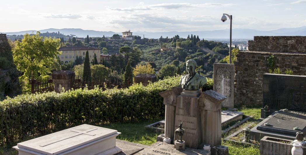 San Miniato al Monte, Forte di Belvedere, Florenz