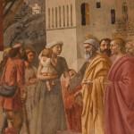 Cappella Brancacci, Florenz