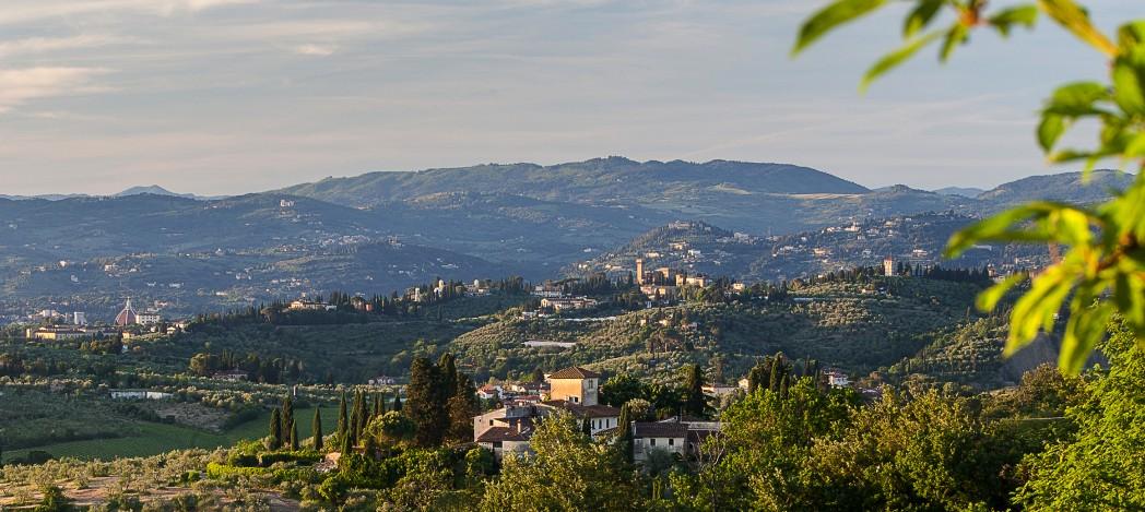 Die Hügel von Florenz, Torre del Gallo, Arcetri