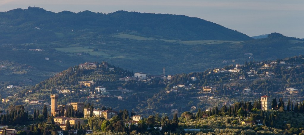 Die Hügel von Florenz, Fiesole
