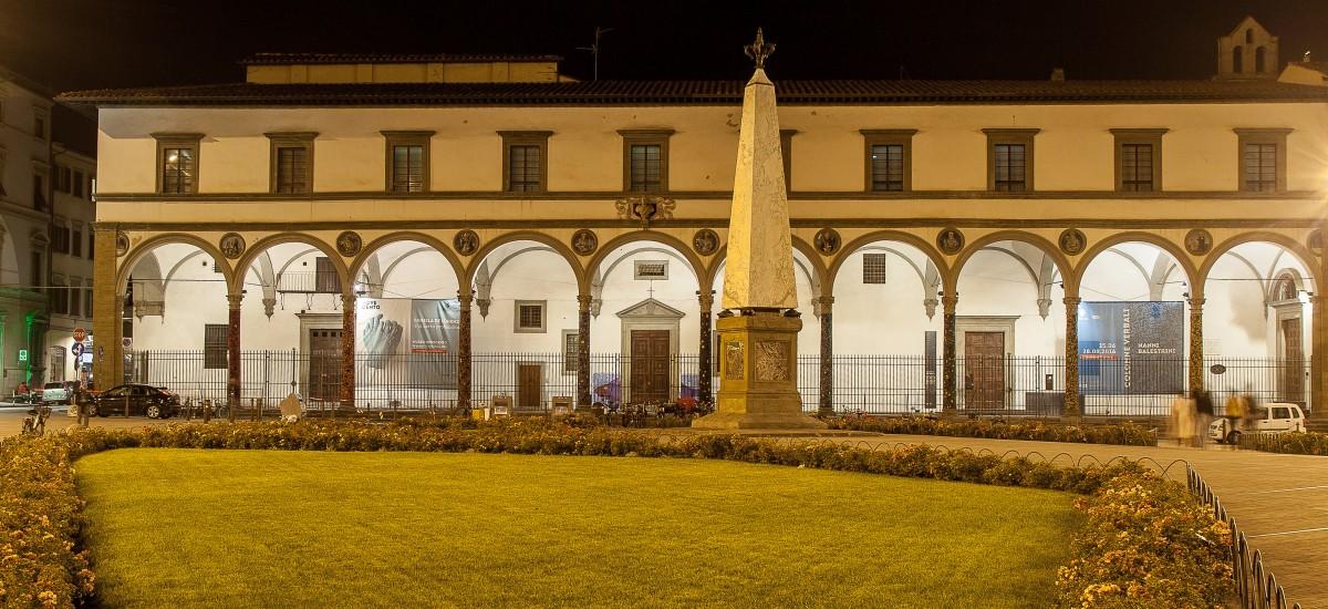 La Loggia dell'Ospedale di San Paolo