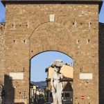 Porta Romana, Florenz