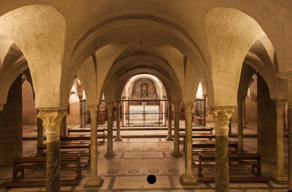 Basilica di San Miniata al Monte, Florenz