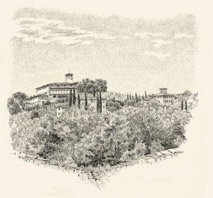 Villa Corsini a Mezzomonte