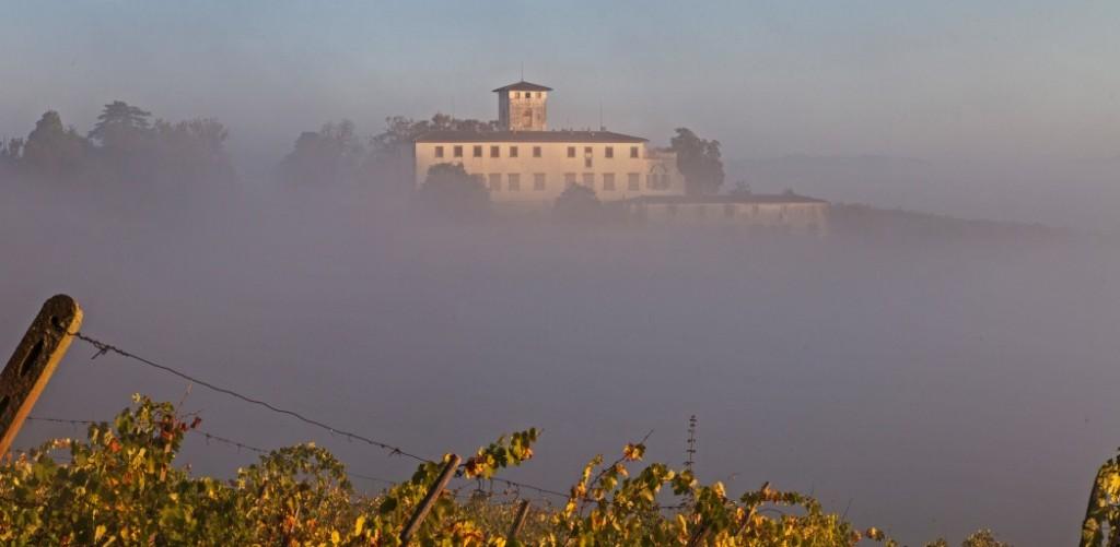Villa Corsini, Mezzomonte, Toskana