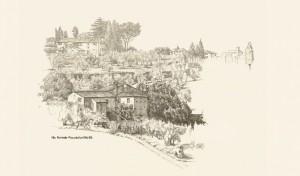 Zeichnungen aus der Toskana