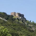 Isola del Giglio, Toskana, Giglio Castello