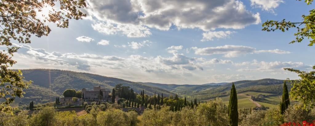 Castello di Melato, Chianti