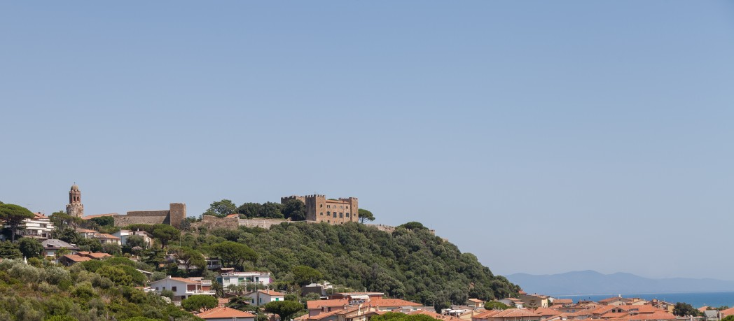 Castiglione della Pescaia, Toskana