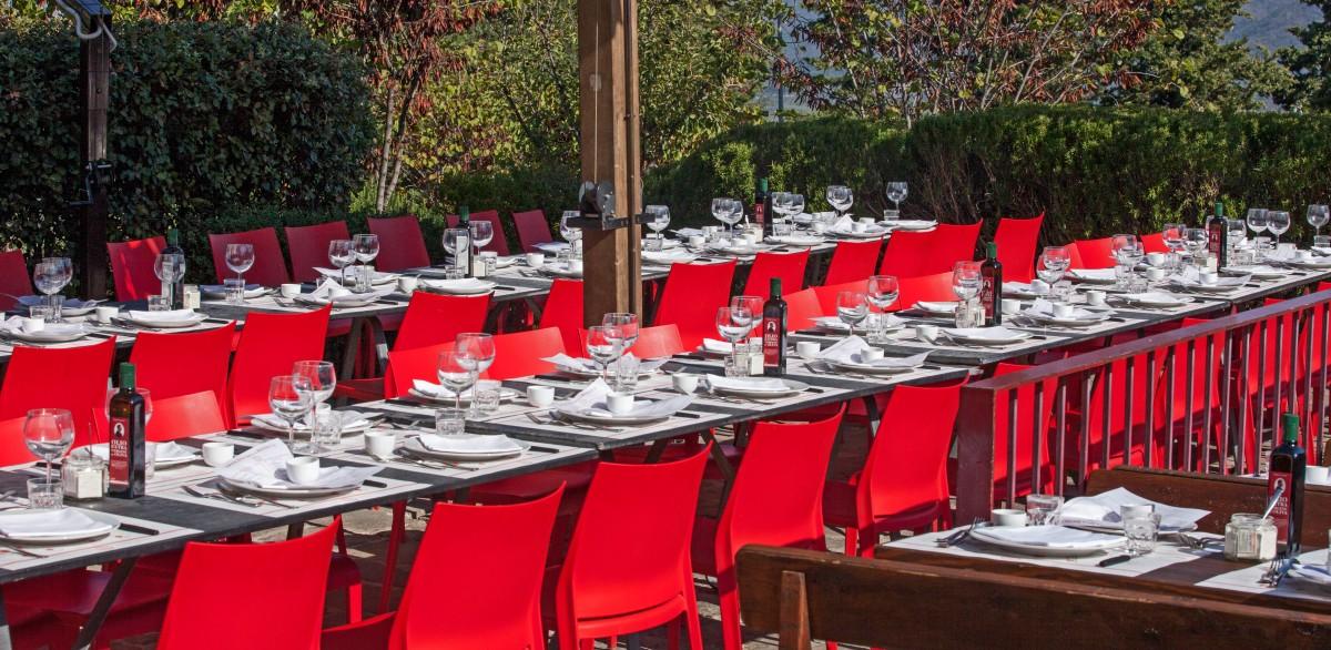 Dario Ceccinis Restaurant