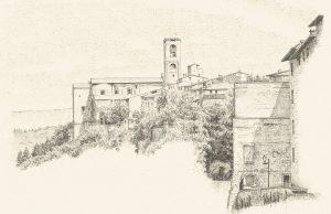 Concattedrale dei Santi Alberto e Marziale in Colle Val d'Elsa