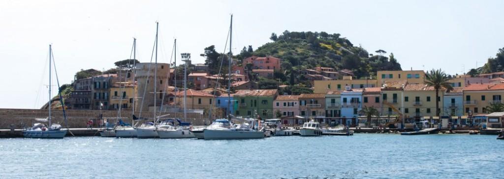 Isola del Giglio, Toskana,