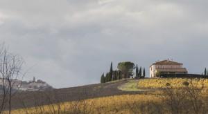 Montalcino, Toskana