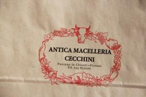 Dario Ceccini, Antica Macelleria, Panzano