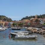 Giglio Porto, Isola del Giglio, Toskana,