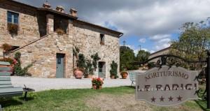 Agritourismo 'Le Radici', San Casciano Terme
