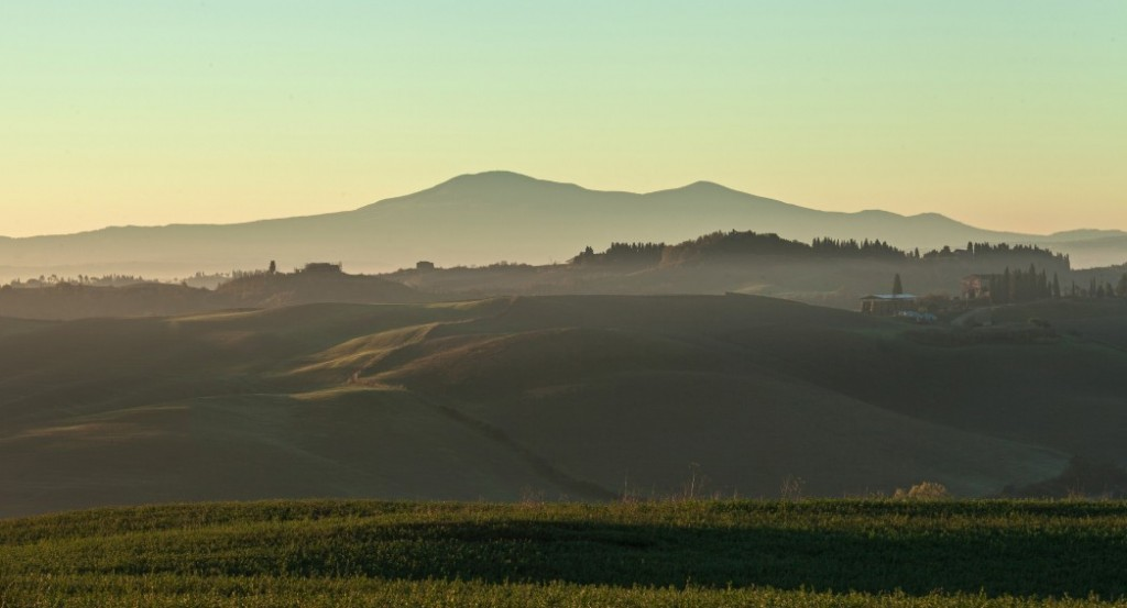 Monte Amiata, Toskana