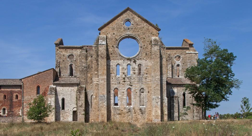 San Galgano, Toskana