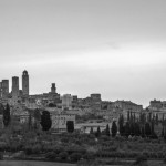 San Gimignano, Toskana
