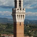 Torre del Mangia, Siena, Toskana