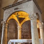 città del tufo, Toskana
