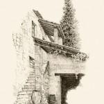 Tenuta di Lilliano, Zeichnung, Chianti
