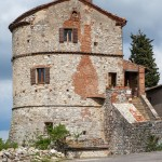 Montefollonico, Toskana