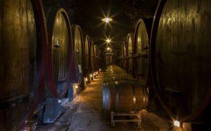 Weinkeller von Castellvecchi, Chianti