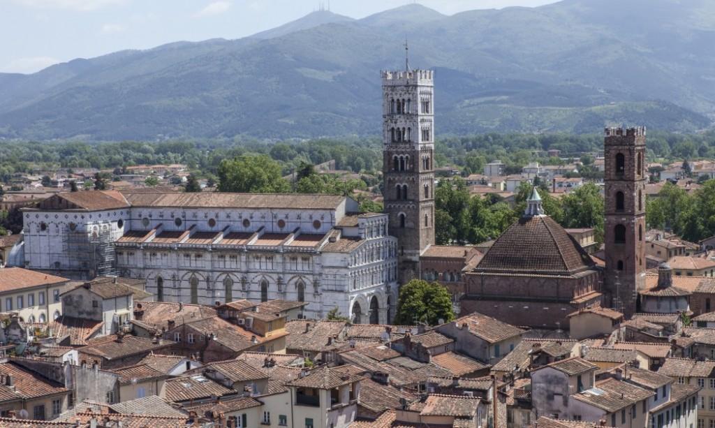 Dom von Lucca, Toskana