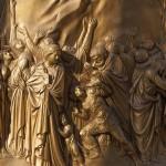 Paradiestür von Ghiberti, Florenz