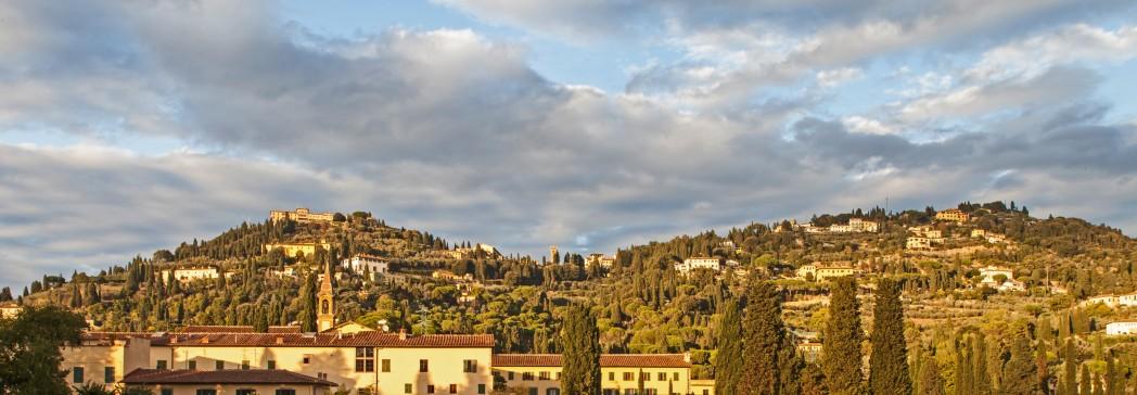 San Domenico, Fiesole, Florenz