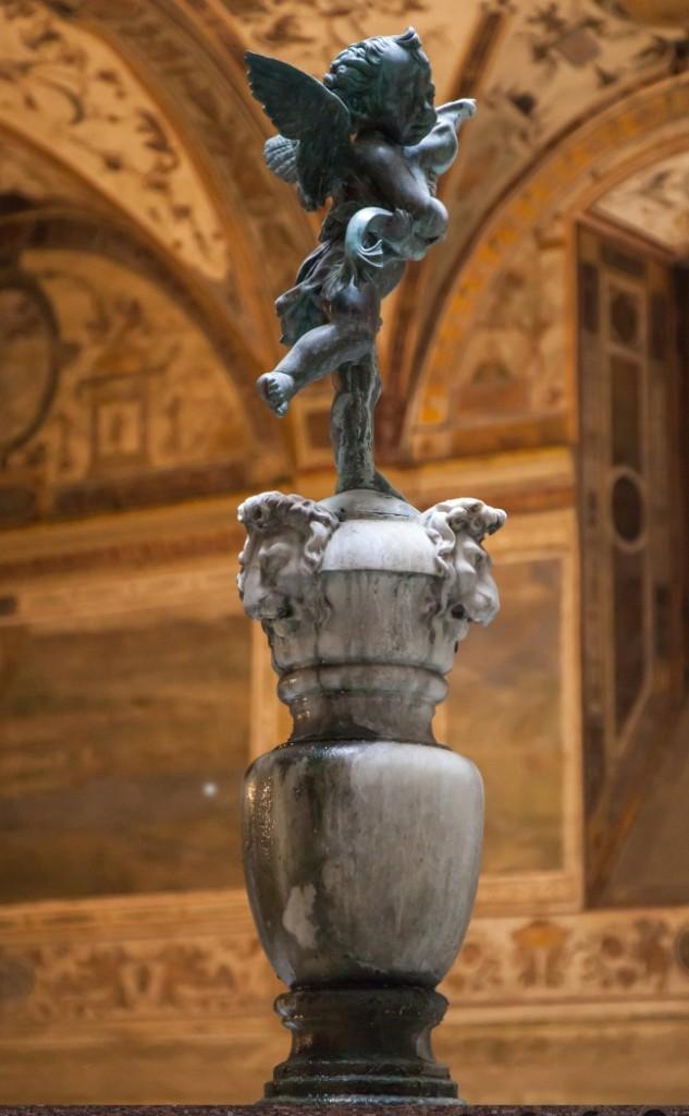 Piazza Signoria, Florenz, Palazzo Vecchio