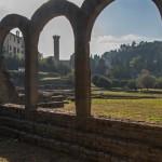 Fiesole, Florenz
