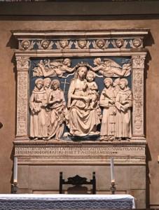 Basilica di Santa Croce, Florenz